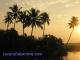 Backwaters  při západu slunce