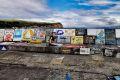 Malby na mole v přístavu