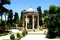 Hrobka básníka Haféze