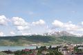 Pohled  na jezero z Tatvanu
