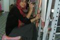 Kurdky při práci