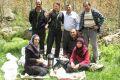 S kurdskou rodinou na pikniku