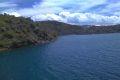 Modré studené jezero