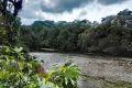 Řeka Rio Zabaletas