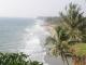 Pláž ve Varkale
