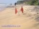 Nebezpečné plavání ve Varkale
